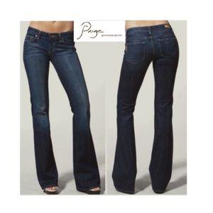 Paige Laurel Canyon Boot Cut Jeans.  Size 27